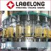 Melhor fabricante Linha de enchimento de óleo vegetal para garrafas de vidro