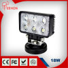 4  18W Epistar Waterproof Auto LED Work Light