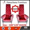 Le Roi Chairs Throne Sofa (JC-K60) d'antiquité de mariage de meubles