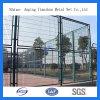 PVC에 의하여 입히는 용접된 스포츠 법원 담 (TS-L105)