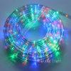 Color del alambre de la decoración 2 de la boda que cambia la luz de la cuerda del LED