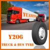 TBR Radial Tyre, Dump Truck Tyre, weg von Road Truck Tyre