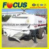 De hydraulische Concrete Pomp van de Aanhangwagen, Aanhangwagen Opgezette Concrete Pomp 69m3/H Electromotor