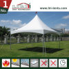 Movable Carpa de metal del techo Cenador para Backyard Gathering Eventos