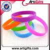 Wristband ecologico all'ingrosso del silicone