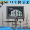 Tablilla de anuncios alto impermeable al aire libre de LED de la columna del mejor funcionamiento