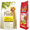 Sacs d'emballage d'aliments pour chiens faisant la machine d'impression