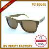 [فإكس15045] باع بالجملة جديدة تصميم [هيغقوليتي] خشب نظّارات شمس
