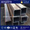Tubo de la sección del lado derecho de Shs/tubo de acero galvanizados carbón Ss400