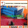 Dx exportierte Russland-Dach-Fliese-Maschine
