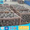 sfera macinante fucinata pollice dell'acciaio semiduro 2 di 1/2