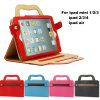 Air와 Mini를 위한 Handbag 도매 Design Leather iPad Case