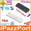 Ipazzport Google 인조 인간 4.0 1080p 텔레비젼 구름 지팡이 선수 HDMI WiFi 512MB/4GB 낸드 섬광