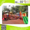 Qualitäts-im Freienspielplatz-preiswerter Gummi deckt Bodenbelag für Großverkauf mit Ziegeln
