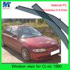 De auto Wacht van de Zon van de Vizieren van het Dak van het Venster Accesssories voor Hodna Burger 90