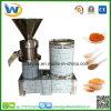 Machine colloïdale de rectifieuse de beurre d'arachide de moulin de beurre d'arachide de solides solubles