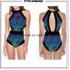 새로운 디자인 Sexy Bikini 형식에 의하여 인쇄되는 Swimswim 숙녀의