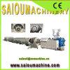 Hochgeschwindigkeitsrohr-Produktion des plastikPE/PP/Strangpresßling-Zeile