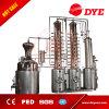 Equipo de destilación del alcohol del control automático