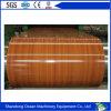 O aço galvanizado Prepainted bobina PPGI com todos os tipos da cor e de testes padrões impressos