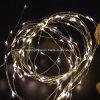 مرنة فضة [لد] كرم خيط ساحر فرع ضوء لأنّ خارجيّ حزب عيد ميلاد المسيح عرس منزل زخرفة
