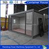 Casa prefabricada barata portable del envase de la venta caliente de la estructura de acero