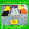 スポーツの衣服のスポーツのジャージー使用された販売法よくアフリカに