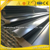 6063 T5 de Luifels van de Sectie van het Aluminium van de Deklaag van het Poeder