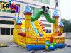 Mickyの子供の膨脹可能な城のスライド