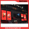 Showcomplex pH2.5 farbenreiches Innenvideo Wal der Miete-LED