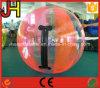 大きい水歩く球の膨脹可能な球水球