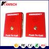 Teléfono del montaje de la superficie de la llamada de emergencia del teléfono de la resistencia del vándalo