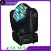 36X3W Moving Head faisceau LED éclairage de scène