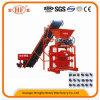 Machine de fabrication de brique automatique de bloc concret de constructeur de la Chine Qtj4-35b2