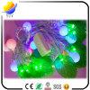 Quente-Vendendo a luz da corda do diodo emissor de luz para a decoração (luz decorativa solar do diodo emissor de luz com luz da corda)