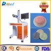 máquina de la marca del laser del CO2 del CNC de 110*110 80W para la industria cosmética