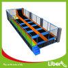 A esteira do salto longo personalizada fêz a Trampoline o parque interno do Trampoline