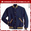 Venda Por Atacado Custom Bordado Algodão Varsity Jacket Men (ELTBQJ-531)