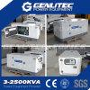 Gerador elétrico Diesel silencioso de refrigeração de 37.5kVA água trifásica Xichai