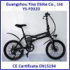 E-Vélo d'aide de pédale de Myatu pliant 20 ''