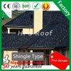 Telha de telhado barata do metal do revestimento da pedra do material de construção