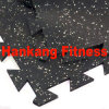 het gewichtsplaat van de hamersterkte, Olympische Staaf, RubberMat hm-006 van de Koppeling