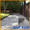 Stabilizzatore della ghiaia del polimero, griglia della ghiaia del favo, sistemi della strada privata della ghiaia