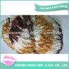 Chapeau de Tissage de L'hiver Tricotant à la Main le Filé de Fantaisie -2 de Coton