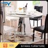 A melhor tabela de mármore ajustada do restaurante da tabela de jantar da qualidade