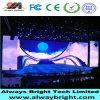 Schermo di alluminio di fusione sotto pressione locativo dell'interno di alta qualità LED di Abt P3.9