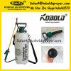 pulverizador manual da pressão do jardim 8L. pulverizador 3L5l7l