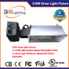 Le ballast électronique Dimmable de CMH/HPS élèvent les nécessaires légers pour l'éclairage hydroponique