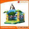 Gorilla-aufblasbarer springender Prahler für Verkauf (T1-012)