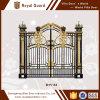ゲートは正方形の管または家の鋼鉄メインゲートまたはアパートのメインゲートデザインのホームのために設計する